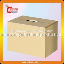 Factory corrugated box manufacturing,cardboard paper box printing service