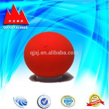 Bouncing rubber balls