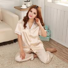 sexy nz12005 amante de verano ropa de dormir de seda de la moda maxi camisa de dormir las mujeres pijamas