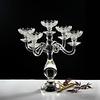 hot sale crystal candelabra