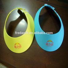 Shenzhen Factory wholesale custom eva sun cap/eva baby shower cap