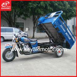 KV150ZH-A sale to UZ Motor Tricycle/ three wheel motorcycle/ tri motor