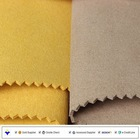 Best quality suede microfiber leather for gloves