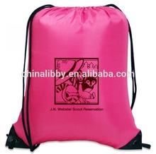 Hot Selling Drawstring Bag Polyester Shoe Bag
