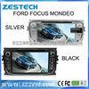ZESTECH wholesale 2 din car audio for ford focus indash dvd oem gps navigation