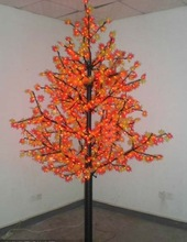 holiday/street/garden decor led outdoor tree illumination light led color light