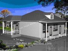 prefabricated villa house,economic prefab modular house for hoilday,steel prefabricated houses
