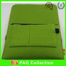 China Guang Dong Factory Customized Felt Laptop Sleeve