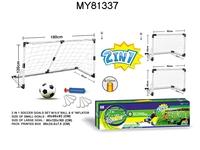 Plastic soccer football goal gate toys outdoor football goal