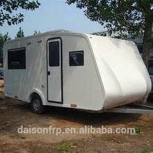OEM or Customized Fiberglass Caravan