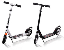 adult large pu wheels kick scooter.2 wheel city bike