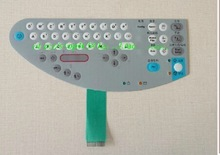 Machine Membrane Keypad (original) MAC1200ST EKG/ECG NEW GE Medical Systems 60 days warranty
