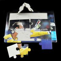 custom A5 paper puzzle jigsaw
