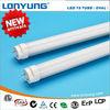 t8 led lighting 18w led ah tube 8 tubo light with ce rohs 2ft 3ft 4ft 5ft 3 years warranty