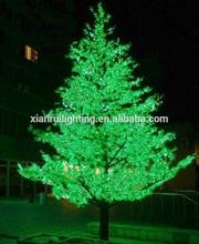 กลางแจ้งไฟledเมเปิ้ลต้นไม้/ดอกไม้ตกแต่งต้นไม้นำไฟส่องสว่าง