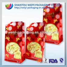 FDA Safety grade laminating material dry goods food packaging bag