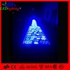 2014 outdoor waterproof IP44 led big snowflake light Blue