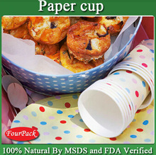 high quality products hot food dedicated paper cup