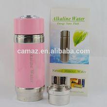 Cheaper energy nano alkaline thermos/bottle