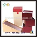 3 nivel pastel de luna de origami papel de embalaje caja de regalo