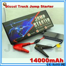 High performance Diesel& gasoline mighty-mite jump starter instructions