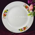 Piatto in ceramica piatti, piatto in porcellana ingrosso, hotel utilizzati piatti piatto