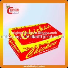 New dsign personalized frozen chicken leg quarters in box chicken nest box