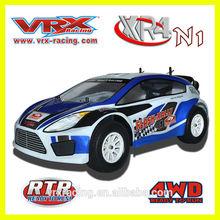 1/10th nitro carro do rc, gás powerd controleremoto carro do rc