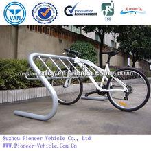 2014 Powder Coated Bike Stand / Bicycle Display Standing Rack/ Outdoor Metal Bike Rack (ISO SGS TUV Approed)
