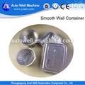alimentosparamascotas pared lisa de aluminio papel de aluminio contenedor
