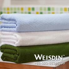queen size luxury 100%% cotton specialized plaid bath towels