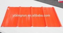 color steel roofing tile