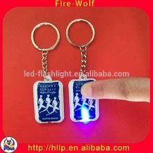 Hot Selling Reflective Keychain Wholesale Reflective Keychain ManufacturersChristmas Gift