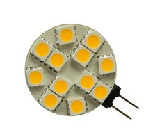 Yellow G4 Led factory on sale ac/dc dimmable 12v lighting