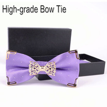 Men's Tuxedo Classic Adjustable Wedding Party Bowtie Bow Tie