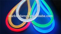 Optional Color led neon flex light pvc material