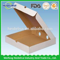 Cardboard box 3C 1-Layer SBB Eco-friendly Pizza Boxes wholesale