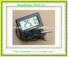 2Meter TPM - 10 Digital display thermometer Electronic aquarium refrigerator thermometer LCD thermometer Original & New