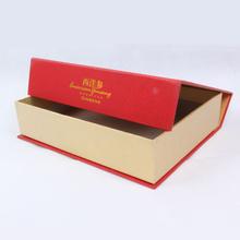 Good value for the money promotional black paper gift box for pen