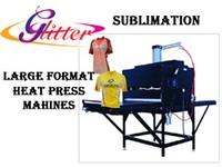 New mode large multifunction heat press machine 8 in 1