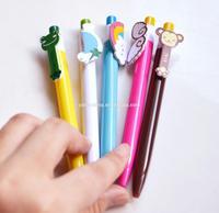 2014 Novelty Funny Characters PVC Cartoon Pen