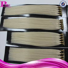 european hair cheap virgin european nano ring human hair