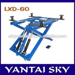 China Alibaba used scissor platforms/car lift scissor used/car hoist lift