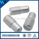 Fabrication grub screw