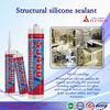 multi-color silicon sealant structural sealant/high density silicon structural clear sealant