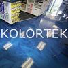 Industrial metallic epoxy floor coating pigments factory