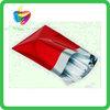 Yiwu China plastic custom red metallic mailing bags