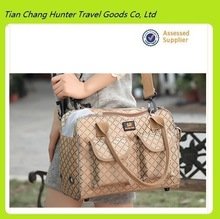 Summer new Europe style bobby girls pet carrier tote bag ,cute cat gauze breathable travel bag,