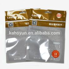 zip lock bag digital accessories packing bag