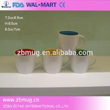 ceramic mug with lid customise with company logo